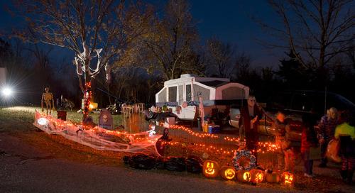 Enjoy Halloween fun in Nebraska state parks in October