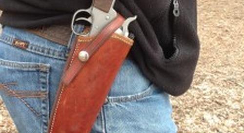 The Fun of a Trail Gun
