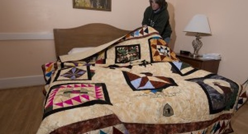 Quilters Answering the Call for Fort Robinson