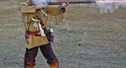 Give Traditional Muzzleloaders a Try