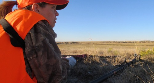 The Luckiest Pronghorn Hunter…Ever