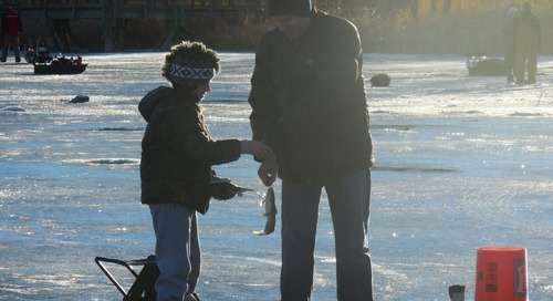 Ice Fishing Clinics