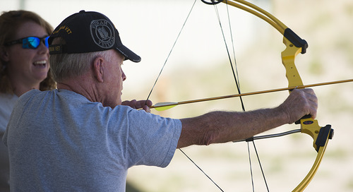 Wildcat Hills Offers Muzzleloader, Archery Classes