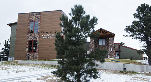 Wildcat Hills Staff Moves into Renovated Facility