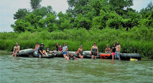8 Important Reminders for River Tubers