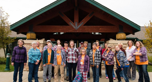 A New Fall Adventure — Becoming an Outdoors Woman