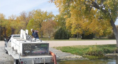 Fall Trout Stocking, 2017