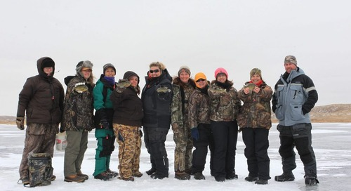 Women on ice – a Beyond BOW adventure
