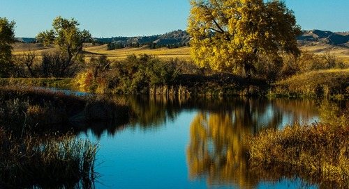 Ponds at Fort Robinson State Park getting major improvements
