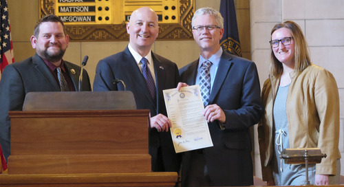 Gov. Ricketts proclaims Nebraska top turkey hunting destination