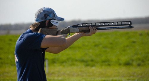 Christiansen perfect in winning two titles at Cornhusker Trapshoot