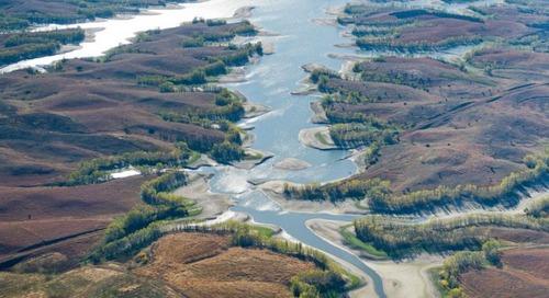 Davis Creek Improvements