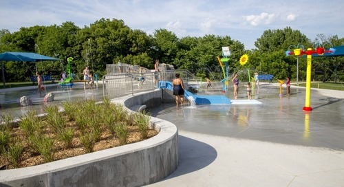 New spray park now open at Platte River State Park