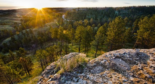 Nebraska's first state park celebrating anniversary