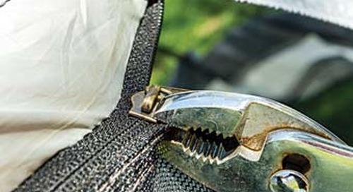 In-field Zipper Repairs