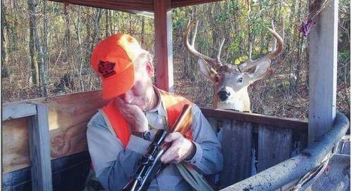 Deer Hunting News Conference