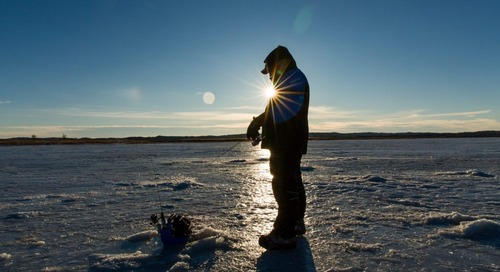 Ice Fishing: Search for the Heydey