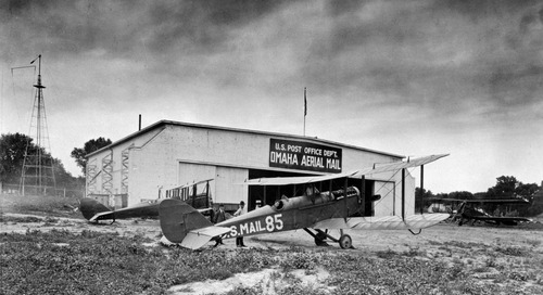 Nebraska Airmail in the 1920s