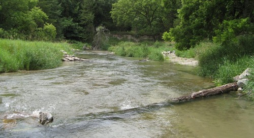 Good News for Nebraska Streams!