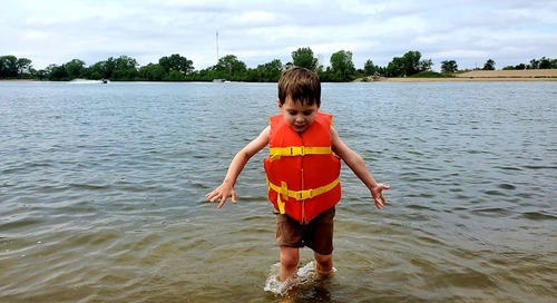 Follow these safety tips when enjoying water activities