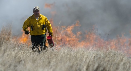 Wildfire exercise planned at Cedar Canyon WMA