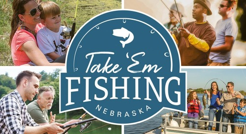 Take 'em Fishing to share love of the sport