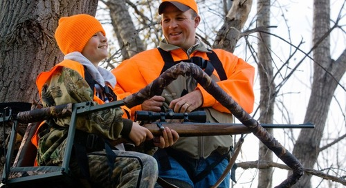 Keep tree stand safety in mind during your deer hunt