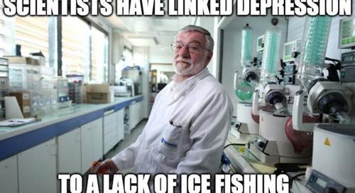 Ice Fish!