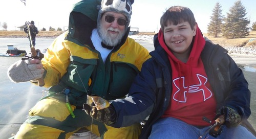 Youth Fishing Instructor Workshops
