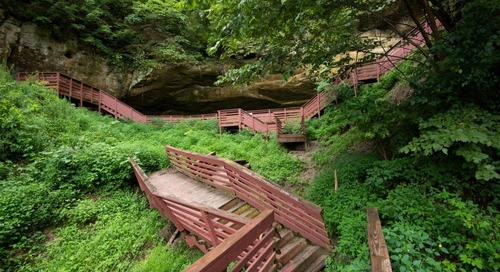 Boardwalk construction to begin at Indian Cave State Park