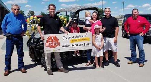 Nebraska Game and Parks announces grand prize winner of Take 'Em Hunting Challenge
