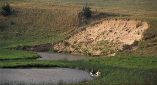 Go with the flow and float Nebraska's water trails