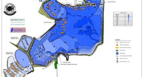 New Lake Map