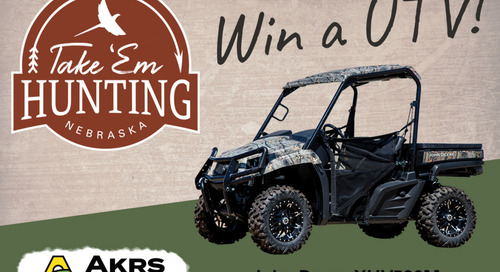 Take 'em Hunting launches second year of mentorship challenge