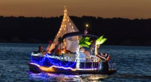 Lewis and Clark SRA holding lighted boat parade Sept. 6