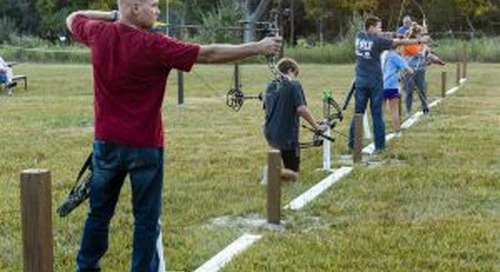 Public archery range open at Buffalo Bill Ranch SRA