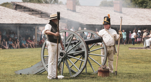 Fort Atkinson State Historical Park awarded Helmsley grant for revitalization projects