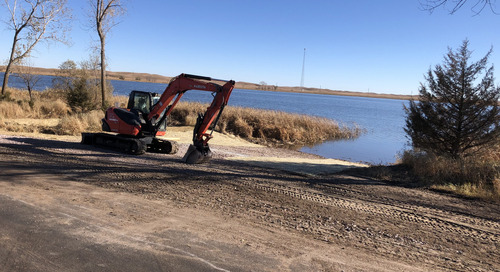 Swan Lake Boat Ramp Improvements