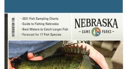 Start planning fishing trips with 2021 Fishing Forecast