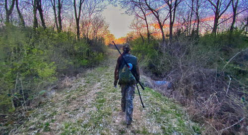 ICU nurse turns to outdoors for escape, sees hunting success