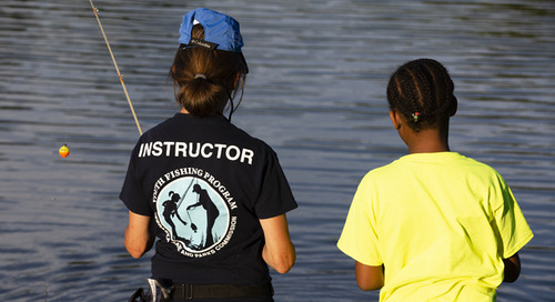 Game and Parks will certify youth fishing instructors