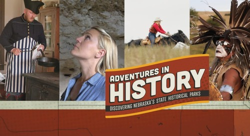 Discover Nebraska's Nine State Historical Parks in New Documentary on NET