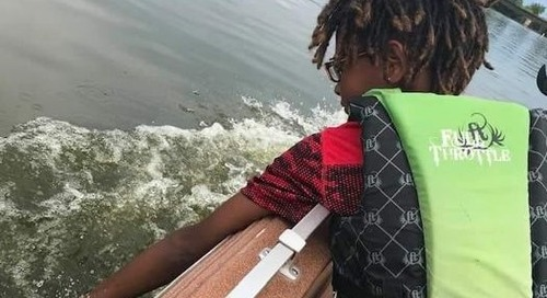 No Excuse for not Wearing a Life Jacket