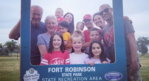 Win a camper while making memories at Nebraska parks