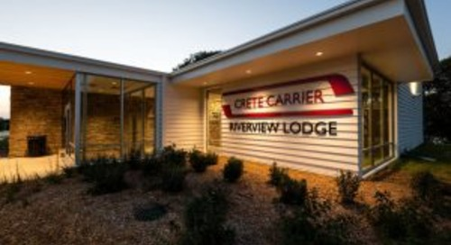Mahoney SP's Crete Carrier Riverview Lodge opens for reservations Aug. 20