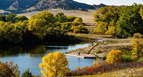 Nebraska's Fishing State Park?