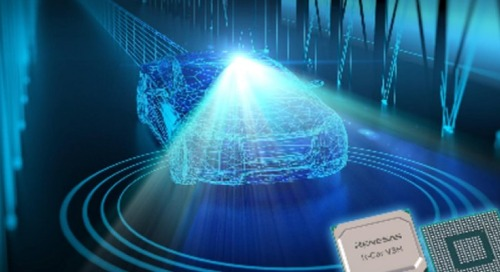 Renesas R-Car V3H drives automotive front cameras for level 3/4 autonomous vehicles