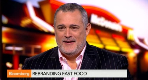 Bloomberg: Fast Food Should Embrace Its Legacy