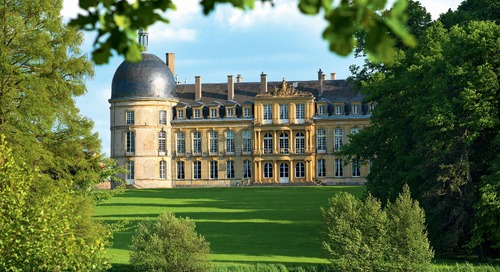 Best French Castles : Architectural Digest