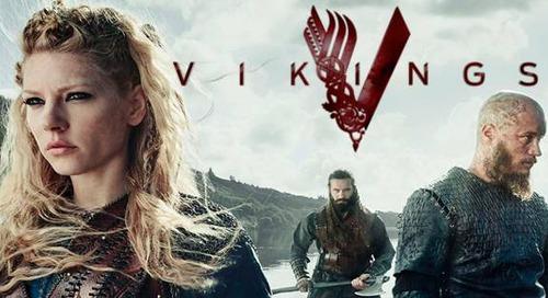 HISTORY: Vikings [Returning Series]